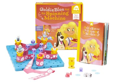 GoldieBlox - Engineering For Young Girls