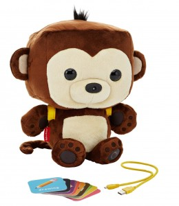 Fisher Price Smart Toy Monkey