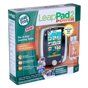 LeapFrog LeapPad2 Power Learning Tablet