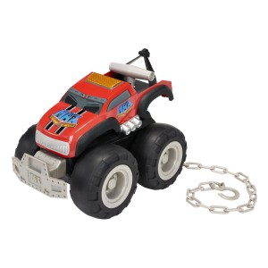 Max Tow Truck Turbo Red