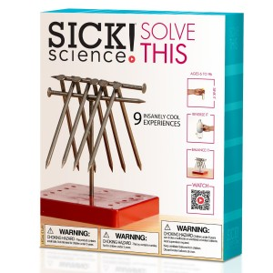 Sick Science Solve This Kit