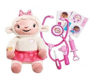 Disney Take Care of Me Lambie Plush