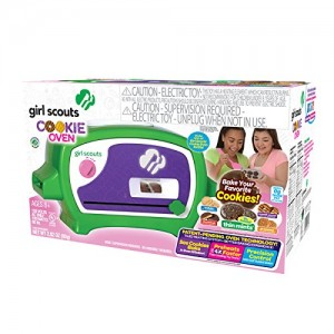 Girl Scout Deluxe Cookie Oven