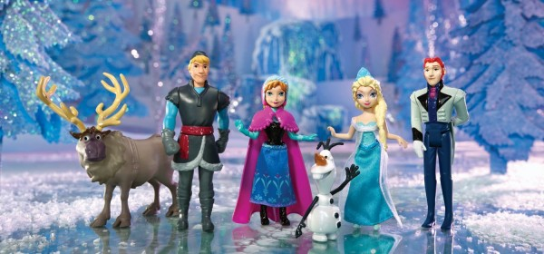 Frozen Toy Characters – Just Let It Go!