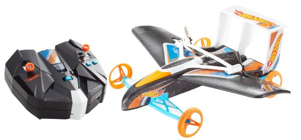 Hot Wheels Street Hawk Remote Control Flying Car – Not The Hot Wheels I Grew Up With