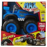 Max Tow Truck Turbo Blue