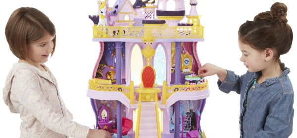 My Little Pony Cutie Mark Magic Canterlot Castle Play