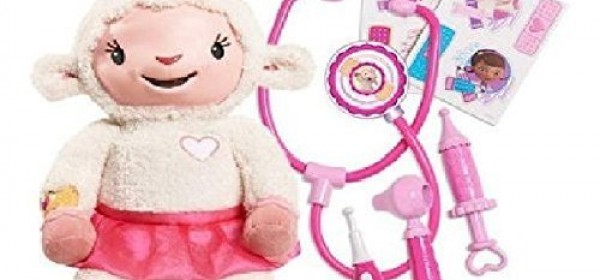 Disney Take Care of Me Lambie Plush – Doc McStuffins New Winner