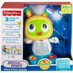 Fisher Price Bright Beats Dance & Move Beatbo – The Get Up & Move Toy