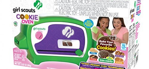 Girl Scouts Deluxe Cookie Oven – Girl Scout Cookies Year Round